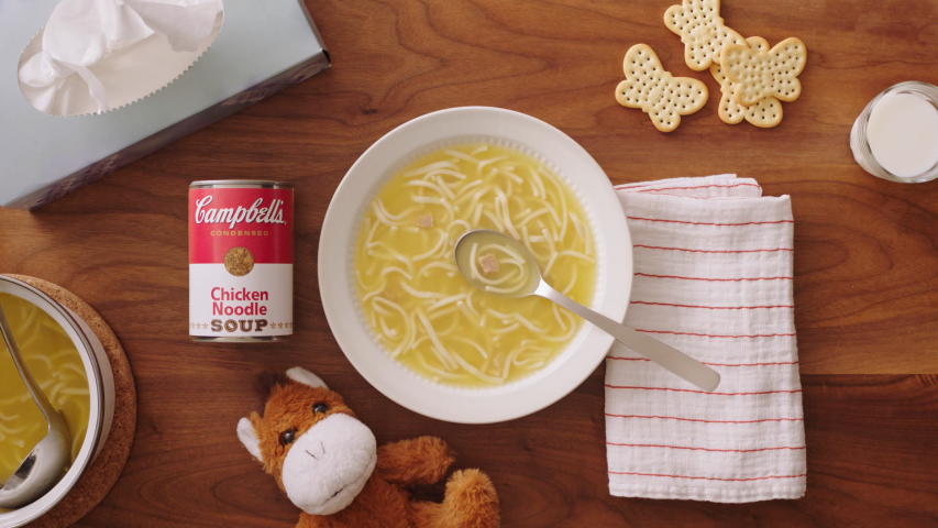 Campbell's: Ready to Enjoy
