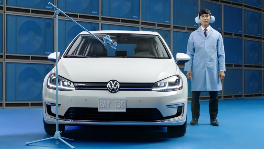 Volkswagen: eGolf